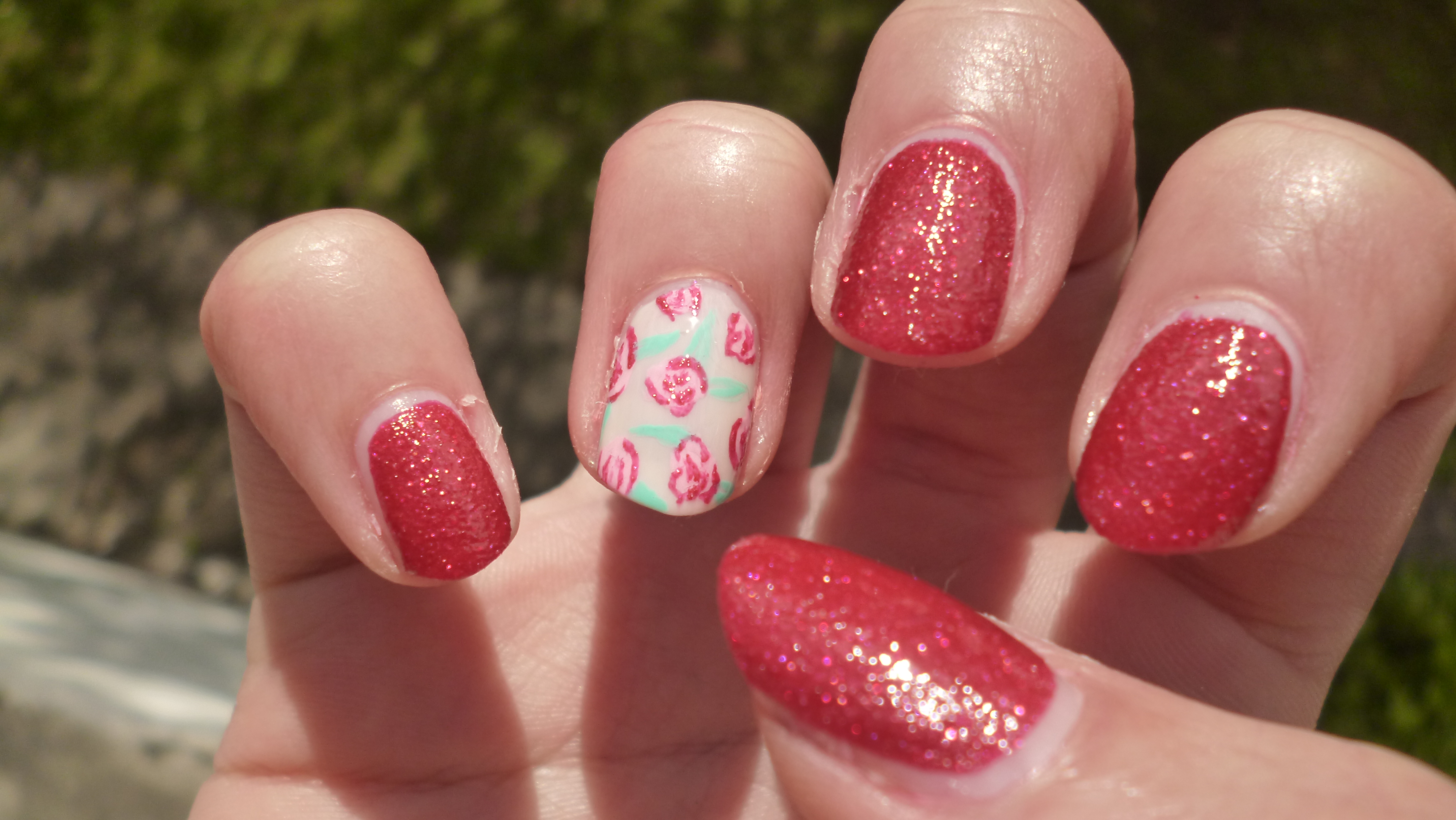 Do it yourself spring nail designs do it yourself easy nail designs do it yourself spring nail designs do it yourself nail art liberty solutioingenieria Choice Image